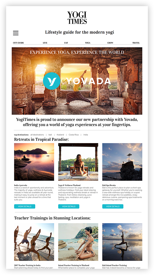 Become a Yovada Affiliate - Yovada com